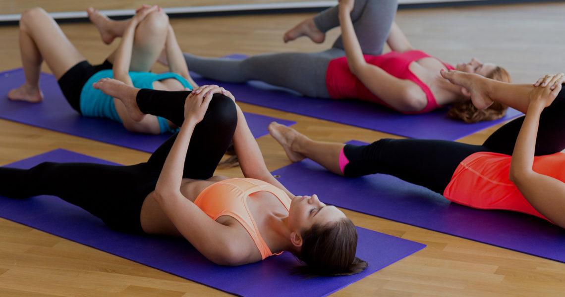 Гормональная йога в Sarasvati Place