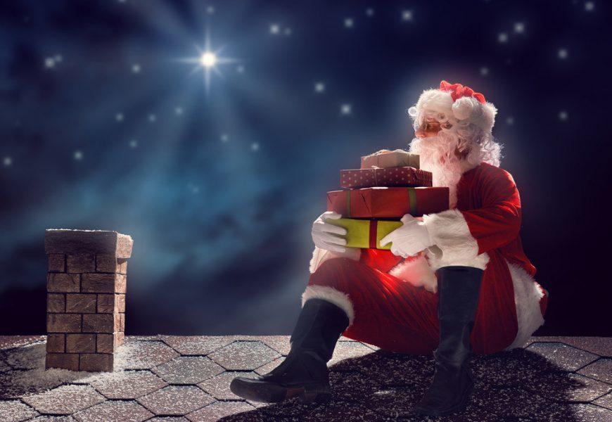 Почему Деду Морозу стоит начать заниматься йогой